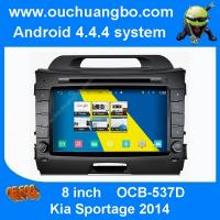 Buy cheap Ouchuangbo S160 Kia Sportage 2014 audio DVD gps radio android 4.4 3G WIFI 1080P free map from wholesalers