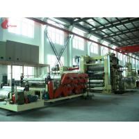 Buy cheap Oil Heating PVC Calender Machine 4 Roll Anti Abrasive For Making Rubberized Fabric from wholesalers