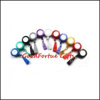 Buy cheap promotion gift Coloured Lanyard Badge Reel printed logo from wholesalers