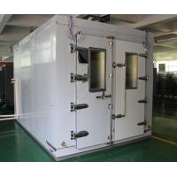 Buy cheap Environmental High Low Temperature Walk-in Chamber for Wire Cables Testing from wholesalers