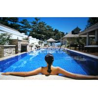 Large Swimming Pools Design plans / swimming pool construction for Holiday Resort or SPA