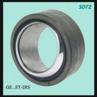 Buy cheap Maintenance-free Radial Spherical Plain Bearing GE15ET-2RS from wholesalers