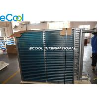Buy cheap Oil Cooler Fin And Tube Heat Exchanger With Customized Size / Capacity from wholesalers