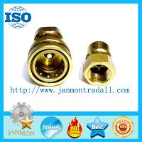 Buy cheap Quick Connect Coupling(KSB Series),Brass quick coupling,Brass pipe fitting product