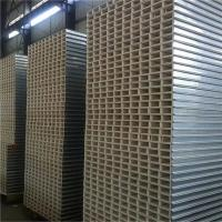 Buy cheap glass magnesium oxide sandwich panel 5950 x 1150 x 50mm for clean room from wholesalers