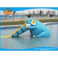 Buy cheap Outdoor kids water play equipment of aqua park from wholesalers