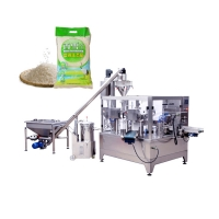 Buy cheap PE Premade Pouch Filling Sealing Packaging Machine from wholesalers