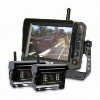 Buy cheap Compactor Garbage Truck Camera System from wholesalers