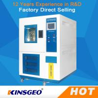 Buy cheap -70~150℃ Customized Environmental Test Chambers with LCD Display For Electronic / Food from wholesalers