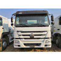 Buy cheap City Use 6x4 Concrete Mixer Truck For Construction , 10 Cubic Meter Cement Mixer Lorry from wholesalers