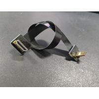 Buy cheap 90 Degree Down Angled Standard HDMI Ribbon Cable To Micro HDMI Angled Down 20CM Length from wholesalers