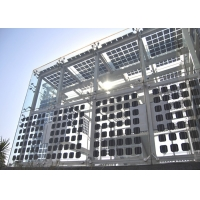 Buy cheap 230W BIPV Curtain Wall Innovative Facade Design And Engineering from wholesalers