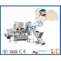China Butter / Cheese Processing Plant Cheese Making Equipment , 20000L/D Mutifuntional Cheese Processing Equipment on sale