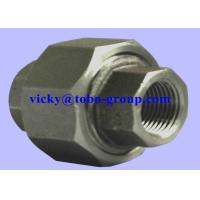 Buy cheap EN 2.4642 inconel 690 ASTM B564 UNS N06690 pipe fittings ( SW socket-weld and NPT threaded from wholesalers