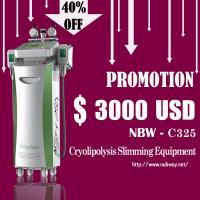 Buy cheap cryolipolysis machine/Cryolipolysis slimming machine with optional lipo laser pads from wholesalers