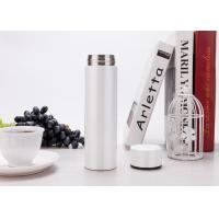 Buy cheap Tea Infuser Bottle Double Wall Thermal Coffee Mug , Stainless Steel Coffee Tumbler  from wholesalers