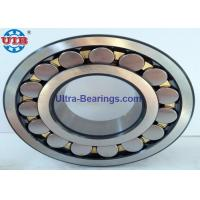 Buy cheap C3 CA Press Steel Spherical Roller Bearing High Temperature Resistant from wholesalers