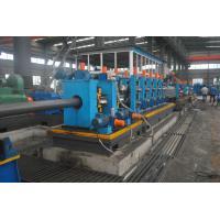 Full Automatic ERW Pipe Mill Making Machine ERW165 Rectangular Shape