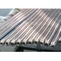 Carbon steel Hard Chrome Plated Tube / Hard Chrome Shaft 20MnV6