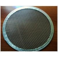 Buy cheap Food Grade Stainless Steel Crimped Wire Mesh Barbecue Grill Net 30m Lehgth from wholesalers