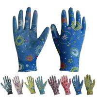 Buy cheap nitrile coated gloves product