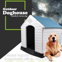 Buy cheap Different plastic dog house/ pet kennel/garden house for dog, Eco Friendly Plastic Dog House/Durable Cat Plastic House from wholesalers