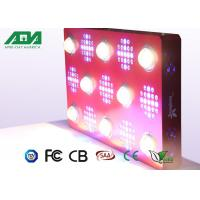 Buy cheap Actual 1500W  LED Growing Light For High End Customers , Indoor Grow Lights For Plants from wholesalers