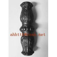 Buy cheap Ornamental Cast Iron Fence Collars from wholesalers