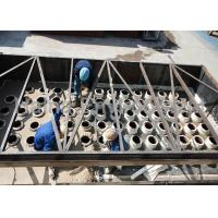 China 360 Cast - Iron Multi Cyclone Dust Collector With Activated Carbon Layer on sale