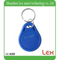 Buy cheap TK4100 ISO11785 ID ABS keyfobs RFID Tag key Ring card 125KHZ Proximity Token Access Control Attendance from wholesalers