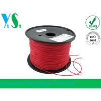Buy cheap Flexible Red 1.75mm 3D Printing Material Filament Professional For Printing product