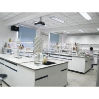 Buy cheap Science Wood-steel Laboratory Tables Medical Lab Work Bench with Drawers from wholesalers