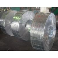 Buy cheap Grade 50, 490, SGC, Q195, SGCC, SGCD spangle Hot Dipped Galvanized Steel Strip / Strips from wholesalers