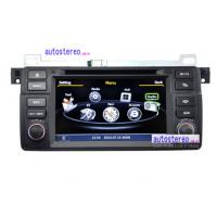 Buy cheap Sat Nav WinCE 6.0 BMW Sat Nav DVD 6.2'' Car Stereo GPS Headunit for BMW 3 Series E46 M3 from wholesalers
