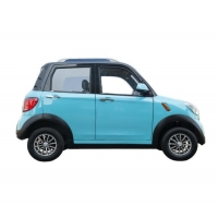 Buy cheap Made in China Electric car adult 4 wheels vehicle electric hot sales to America from wholesalers