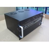 Buy cheap 4 split screen LG Video Wall Scaler Support DIV and 3G - SDI signal output from wholesalers