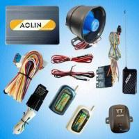 Buy cheap TWO WAY CAR ALARM WITH REMOTE ENGINE STARTER from wholesalers