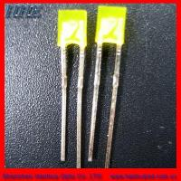Buy cheap Square 257 Yellow Light LED Diodes (HH-257OCCY940) product