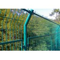 Buy cheap hot dip galvanized wire grip mesh fence from wholesalers