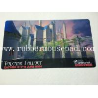 Buy cheap Sublimation Rubber Play Mat Non-Skid Yugioh Game Playmat for Kids from wholesalers