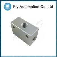 Buy cheap Pneumatic Solenoid Air Valve ST-01 ST-02 1/4 ST-06 3/4 1/8 ST Series Shuttle Valve from wholesalers