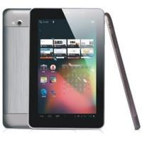 Buy cheap 7 inches tablet pc Qualcomm 8225 Dual Core 1024*600 512MB+4GB,WCDMA/GSM 3G mobile phone from wholesalers