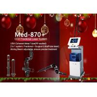 Buy cheap 635nm Fractional Co2 Fractional Laser Machine , Scar Removal Machine from wholesalers