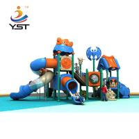 Buy cheap Waterproof Funny Kids Playground Slide , Indoor Climbing Toys For Toddlers from wholesalers