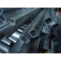 Buy cheap 443 Stainless Steel Seamless Square Pipe ERW / ERW / EXW For Construction from wholesalers