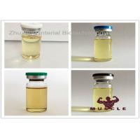 Buy cheap Premixed Injectable Oil Enanject 250 Testosterone Steroid Testosterone Enanthate 250mg /ml from wholesalers