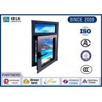 Buy cheap Stainless Steel Exterior Fire Resistant Windows For High Rise Commercial Building from wholesalers