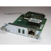 Buy cheap Expansion ISM Cisco Network Modules HWIC-1CE1T1-PRI CE Certification from wholesalers