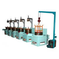 Buy cheap Pulley Continuous Aluminium Wire Drawing Machine / Copper Wire Drawing Machine from wholesalers