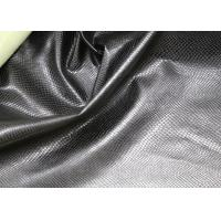 Buy cheap Fashion High Grade PU Leather Fabric For Handbags No Fading Hydrolysis Resistance from wholesalers
